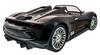 Автомобиль радиоуправляемый Meizhi Porsche 918 1:14 черный - фото 3