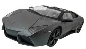 Автомобиль радиоуправляемый Meizhi Lamborghini Reventon Roadster 1:14 серый