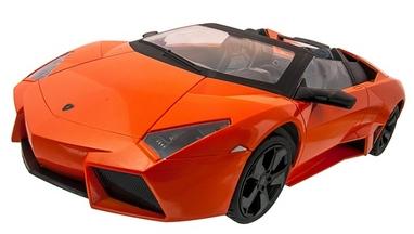Автомобиль радиоуправляемый Meizhi Lamborghini Reventon Roadster 1:14 оранжевый
