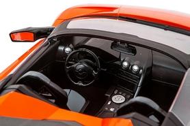 Фото 7 к товару Автомобиль радиоуправляемый Meizhi Lamborghini Reventon Roadster 1:14 оранжевый