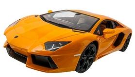 Автомобиль радиоуправляемый Meizhi Lamborghini LP700 1:14 желтый