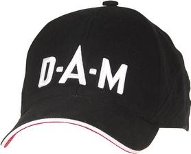 Фото 1 к товару Кепка DAM черная
