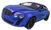 Автомобиль радиоуправляемый Meizhi Bentley Coupe 1:14 синий - фото 1