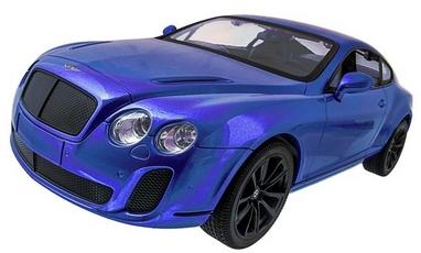 Автомобиль радиоуправляемый Meizhi Bentley Coupe 1:14 синий