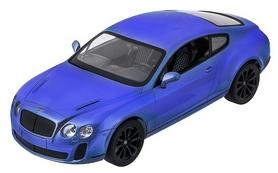Фото 2 к товару Автомобиль радиоуправляемый Meizhi Bentley Coupe 1:14 синий