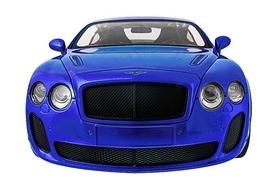 Фото 5 к товару Автомобиль радиоуправляемый Meizhi Bentley Coupe 1:14 синий