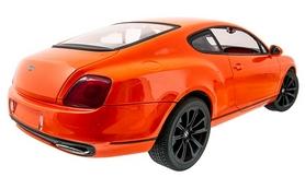 Фото 3 к товару Автомобиль радиоуправляемый Meizhi Bentley Coupe 1:14 оранжевый