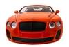 Автомобиль радиоуправляемый Meizhi Bentley Coupe 1:14 оранжевый - фото 5