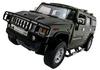 Автомобиль радиоуправляемый Meizhi Hummer H2 1:14 зеленый - фото 1