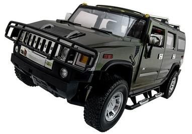 Автомобиль радиоуправляемый Meizhi Hummer H2 1:14 зеленый
