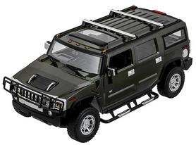 Фото 2 к товару Автомобиль радиоуправляемый Meizhi Hummer H2 1:14 зеленый
