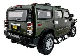 Фото 3 к товару Автомобиль радиоуправляемый Meizhi Hummer H2 1:14 зеленый