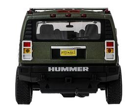 Фото 6 к товару Автомобиль радиоуправляемый Meizhi Hummer H2 1:14 зеленый