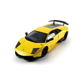 Фото 2 к товару Автомобиль радиоуправляемый Meizhi Lamborghini LP670-4 SV 1:10 желтый