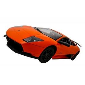 Фото 4 к товару Автомобиль радиоуправляемый Meizhi Lamborghini LP670-4 SV 1:10 оранжевый