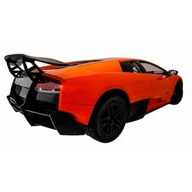 Фото 6 к товару Автомобиль радиоуправляемый Meizhi Lamborghini LP670-4 SV 1:10 оранжевый