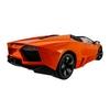 Автомобиль радиоуправляемый Meizhi Lamborghini Reventon 1:10 оранжевый - фото 5