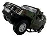 Автомобиль радиоуправляемый Meizhi Hummer H2 1:10 зеленый - фото 2