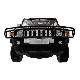 Фото 4 к товару Автомобиль радиоуправляемый Meizhi Hummer H2 1:10 зеленый