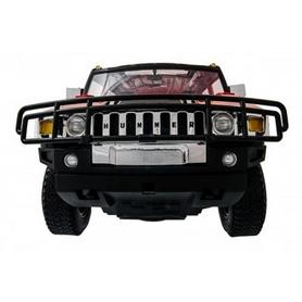 Фото 4 к товару Автомобиль радиоуправляемый Meizhi Hummer H2 1:10 красный