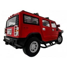 Фото 5 к товару Автомобиль радиоуправляемый Meizhi Hummer H2 1:10 красный