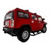 Автомобиль радиоуправляемый Meizhi Hummer H2 1:10 красный - фото 5