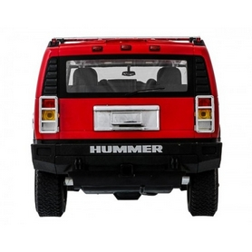 Фото 6 к товару Автомобиль радиоуправляемый Meizhi Hummer H2 1:10 красный
