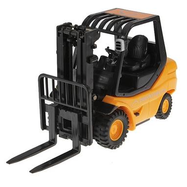 Автопогрузчик радиоуправляемый Forklift 1:20 черный