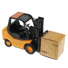 Фото 7 к товару Автопогрузчик радиоуправляемый Forklift 1:20 черный