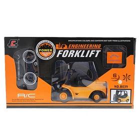 Фото 9 к товару Автопогрузчик радиоуправляемый Forklift 1:20 черный