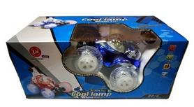 Фото 2 к товару Луноход радиоуправляемый Cool Lamp LX9082 мини синий