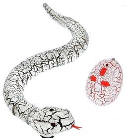 Фото 2 к товару Змея на инфракрасном управлении Rattle snake серая