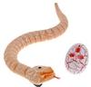 Змея на инфракрасном управлении Rattle snake коричневая - фото 2