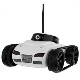 Фото 2 к товару Танк-шпион WiFi I-Spy с камерой