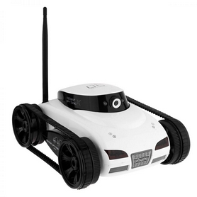Фото 3 к товару Танк-шпион WiFi I-Spy с камерой