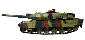 Фото 2 к товару Танковый бой радиоуправляемый HuanQi 558 1:24