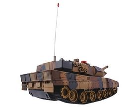 Фото 5 к товару Танковый бой радиоуправляемый HuanQi 558 1:24