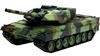Танк радиоуправляемый Heng Long Leopard II A6 1:16 в металле с пневмопушкой и дымом - фото 1