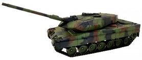 Фото 2 к товару Танк радиоуправляемый Heng Long Leopard II A6 1:16 в металле с пневмопушкой и дымом