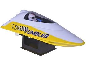 Катер радиоуправляемый VolantexRC V796-1 Tumbler желтый