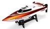 Катер радиоуправляемый Fei Lun FT009 High Speed Boat оранжевый - фото 1