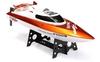 Катер радиоуправляемый Fei Lun FT009 High Speed Boat оранжевый - фото 2