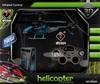 Вертолет на инфракрасном управлении 3-к WL Toys S929 с автопилотом синий - фото 5