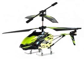 Фото 3 к товару Вертолет на инфракрасном управлении 3-к WL Toys S929 с автопилотом зеленый