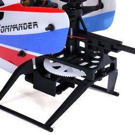 Фото 3 к товару Вертолет радиоуправляемый 4-к WL Toys V911-pro Skywalker