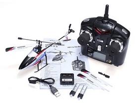 Фото 5 к товару Вертолет радиоуправляемый 4-к WL Toys V911-pro Skywalker
