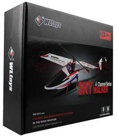 Фото 6 к товару Вертолет радиоуправляемый 4-к WL Toys V911-pro Skywalker