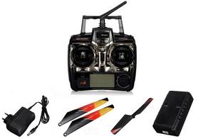 Фото 5 к товару Вертолет радиоуправляемый 4-к WL Toys V913 Sky Leader
