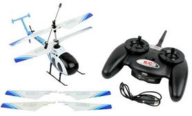 Фото 4 к товару Вертолет радиоуправляемый 4-к Xieda 9988 Police