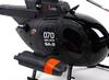 Вертолет радиоуправляемый 4-к Fei Lun MD-500 черный - фото 3